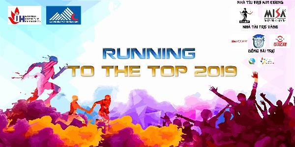 RUNNING TO THE TOP 2019