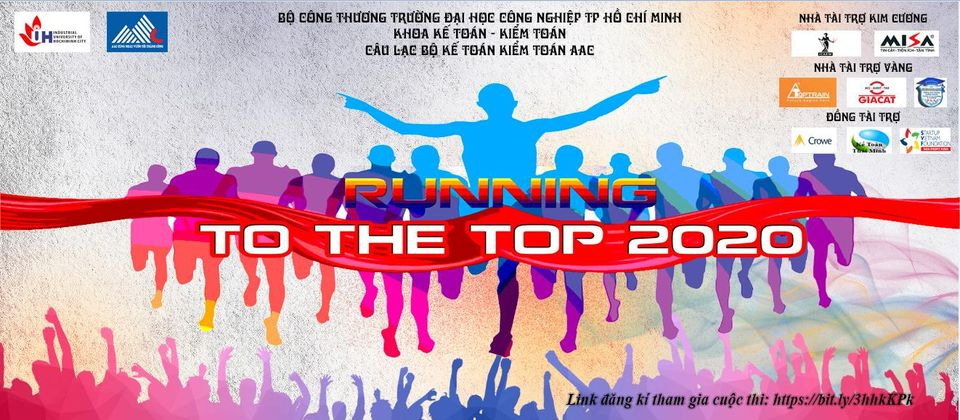 RUNNING TO THE TOP 2020
